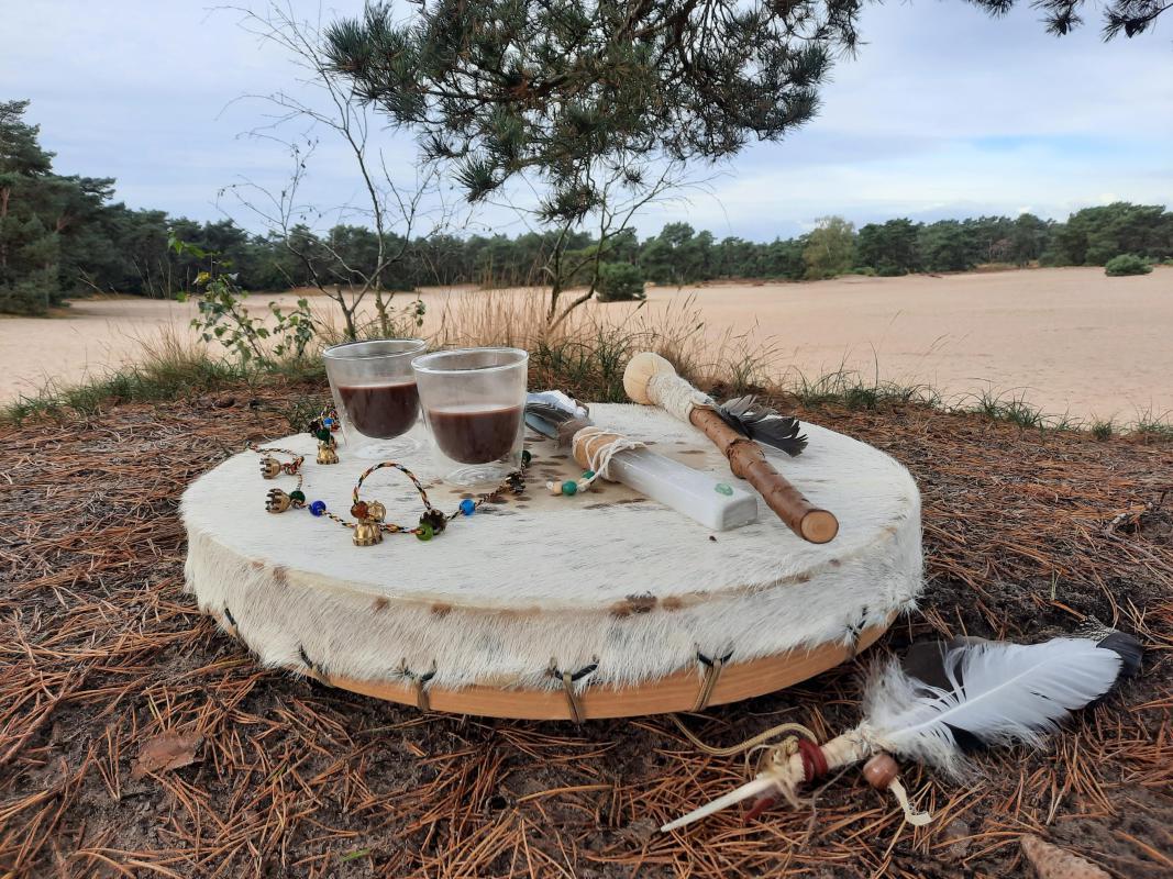 Cacao Ceremonie & Drum Magic
